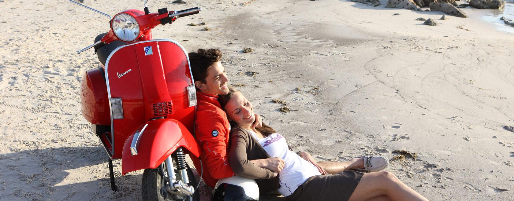 Аренда и прокат скутеров в Москве
